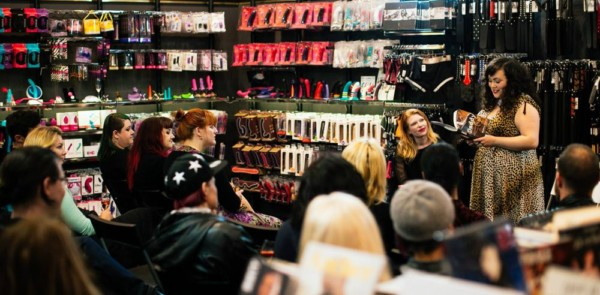Ann Summers shop for adults in London