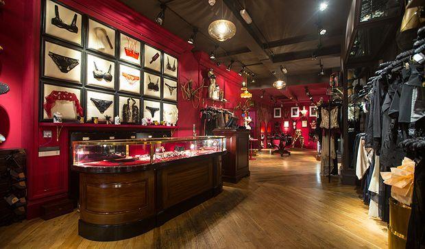 Coco de mer is one of the best sex shops in London